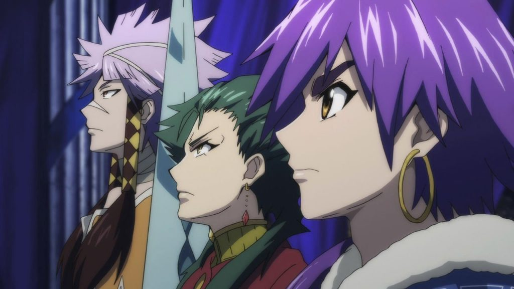 Magi - Adventures of Sinbad - Best Anime on Netflix