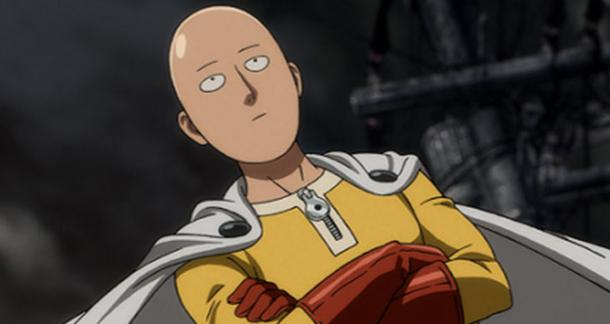one punch man - best anime on netflix