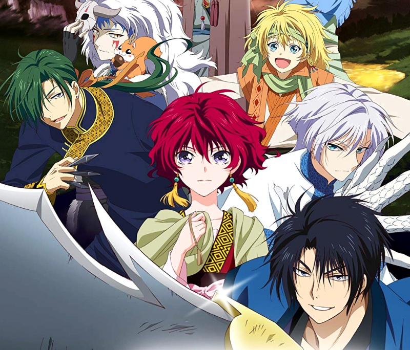 Best Reverse Harem Anime - Action Romance Anime