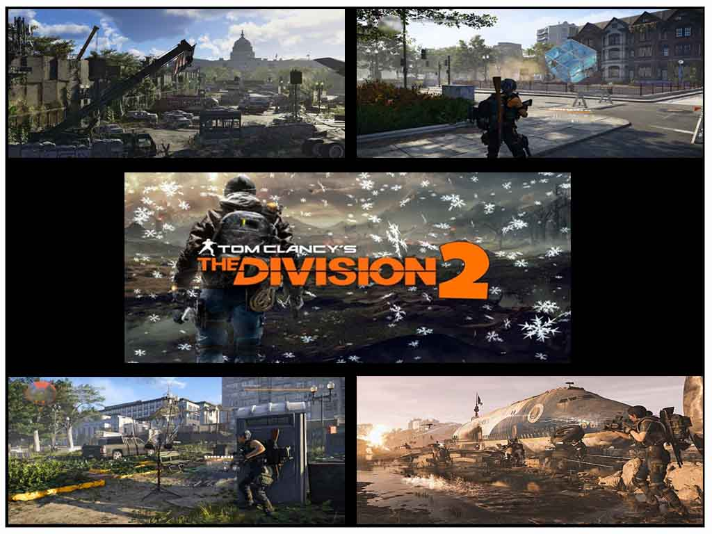 The Division 2 - Best RPG Games
