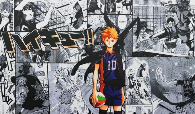haikyuu!! - top 10 best sports anime