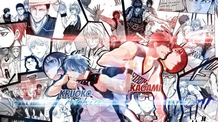 kuroko no basket - top 10 best sports anime