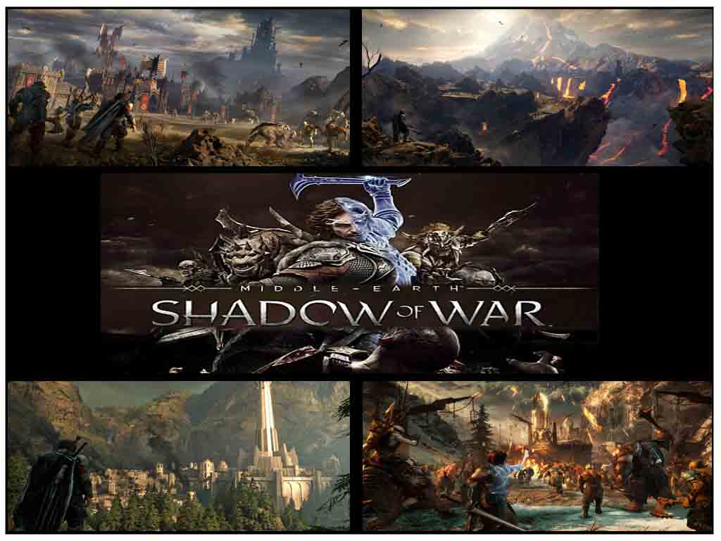 shadow of war - best rpg games