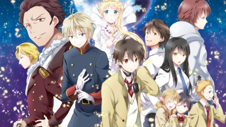 aldnoah zero - best war anime