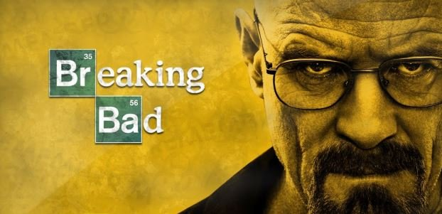 Breaking Bad - Best series available on Netflix