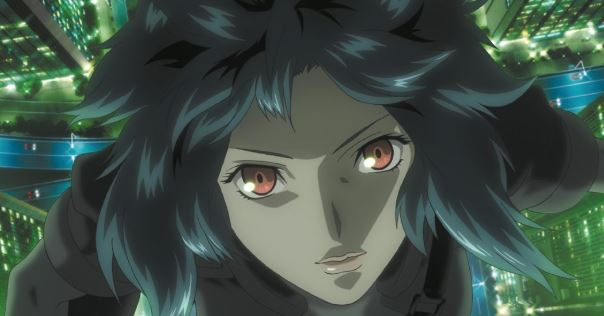 ghost in the shell - stand alone complex - best military anime