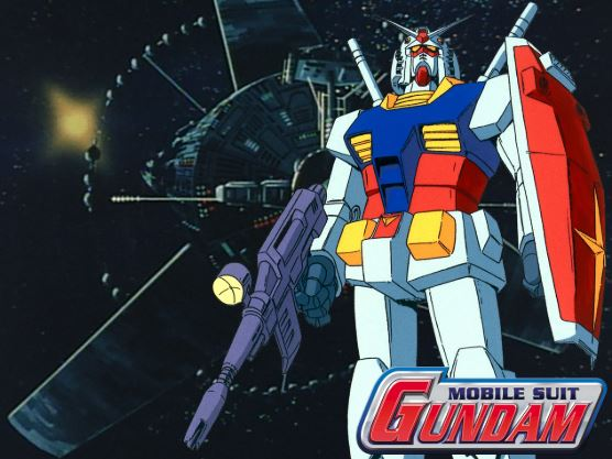 gundam - best mecha anime
