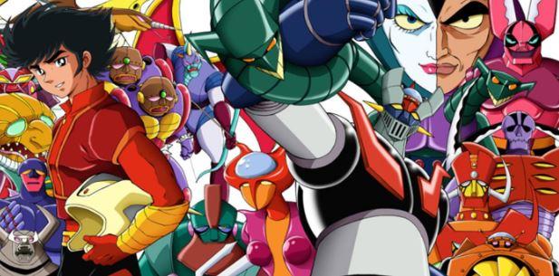 Mazinger Z - best mecha anime