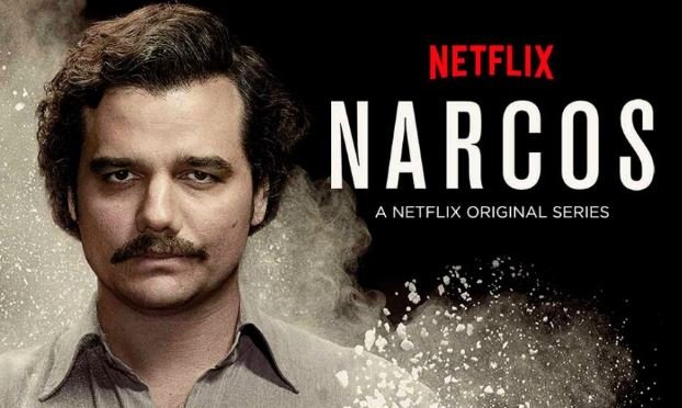 Narcos - Best series available on Netflix
