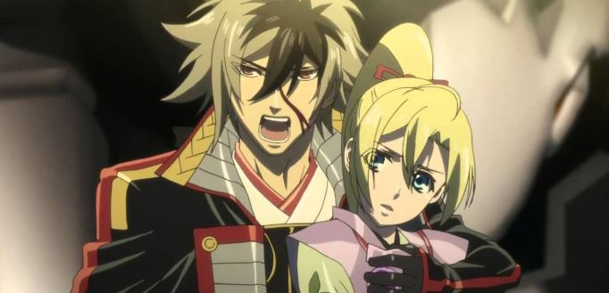 nobunaga the fool - best war anime