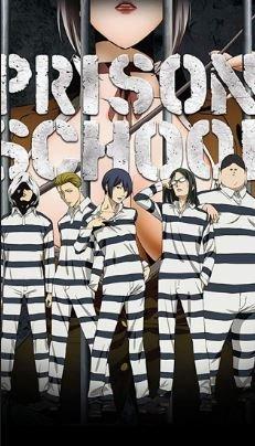 prison school - best ecchi manga