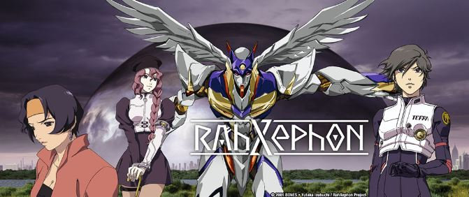 rahxephon - best war anime