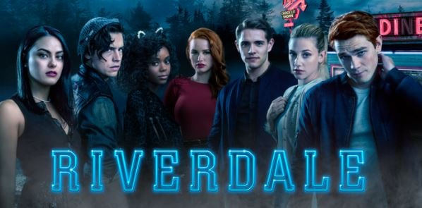 Riverdale - best series available on netflix