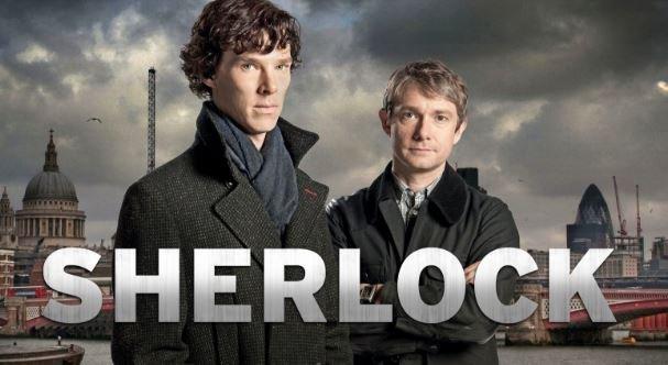 Sherlock - Best series available on Netflix