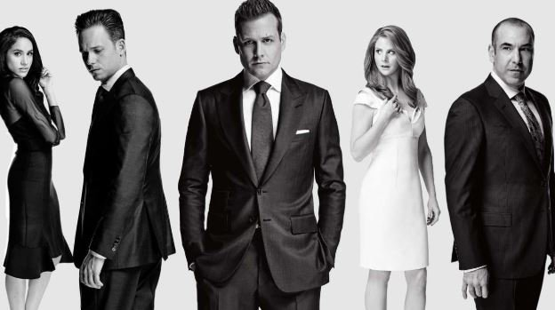 Suits - Best series available on Netflix
