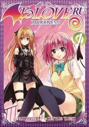 to love ru darkness - best ecchi manga