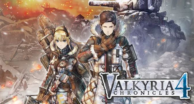 valkyria chronicles - best war anime