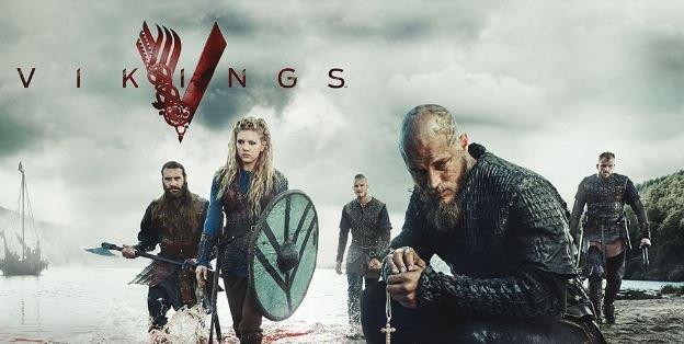 Vikings - best series available on Netflix