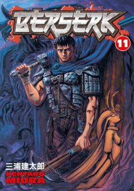 Berserk - Best Horror Manga
