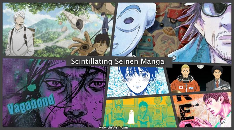 Best Seinen Manga