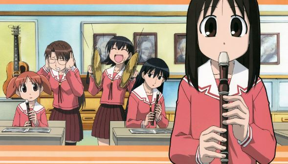 azumanga diaoh -. best comedy anime