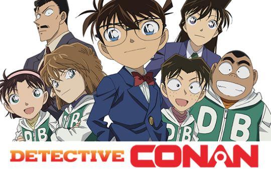 detective conan • Thebiem