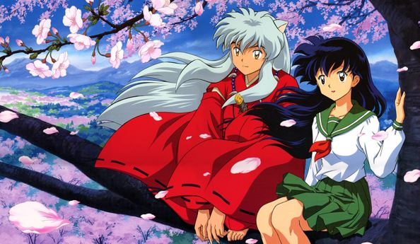 inuyasha - shounen anime - action romance anime