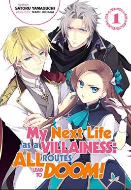 my next lifa as avilainess manga
