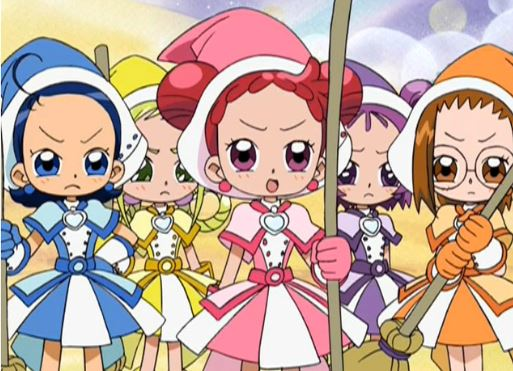 ojamojo doremi - best comedy anime