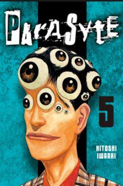 parasyte - best horror manga