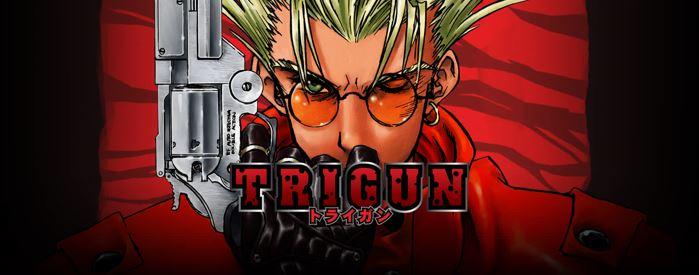 trigun - shounen anime