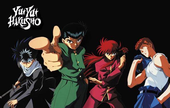 yu yu hakusho - shounen anime