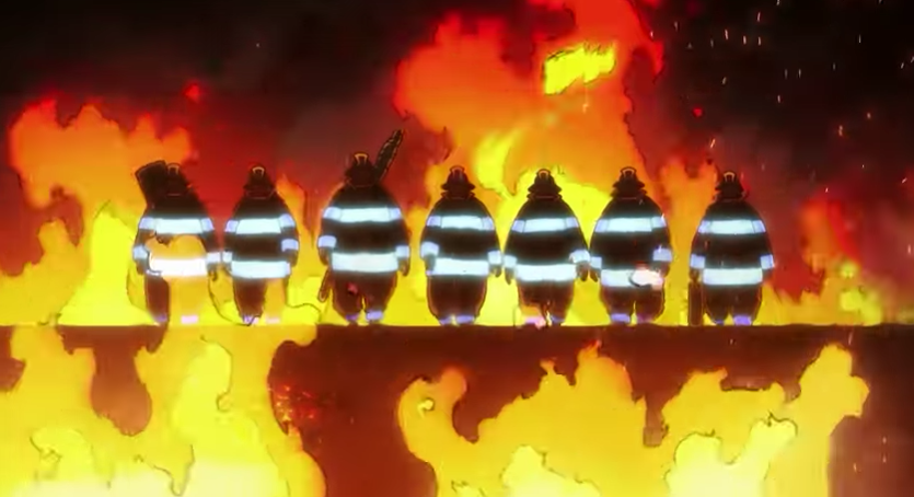 Should I watch Fire Force ?