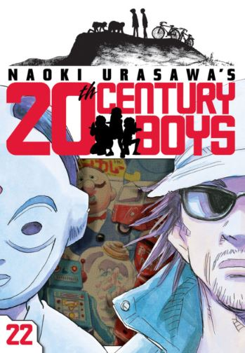 20th century boys - best seinen manga