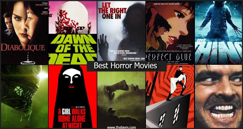 Best Horror Movies Featured Image