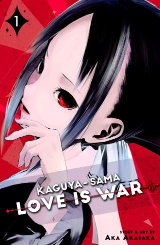 kaguya sama love is war