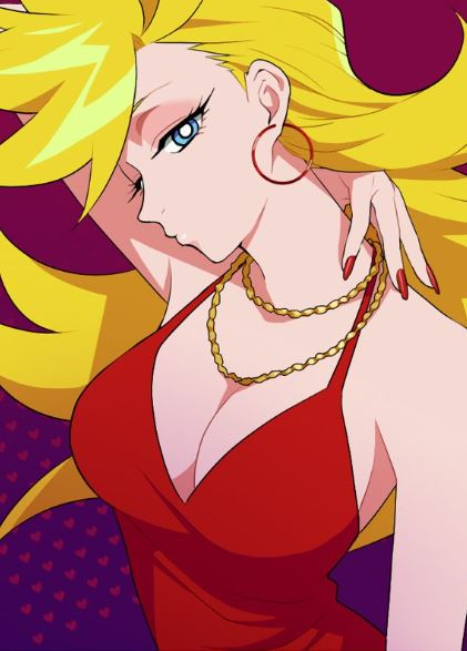 Panty Anarchy - hot anime girls