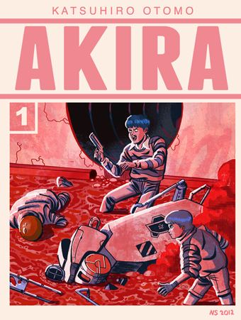 akira - best manga of all time