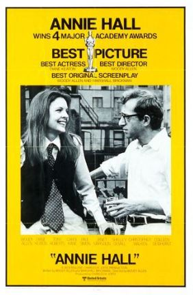 annie hall - best romance movies