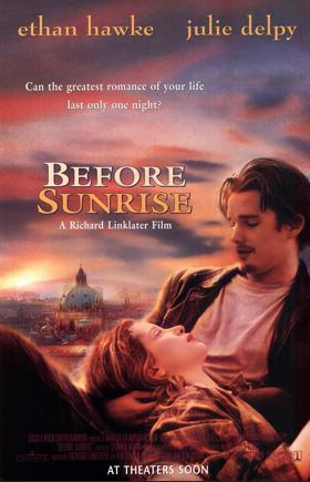 before sunrise - best romance movies