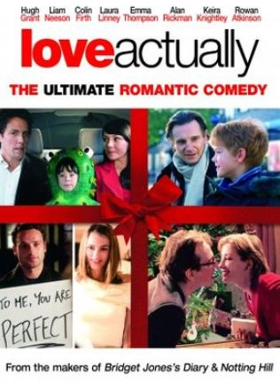 love actually - best romance movies