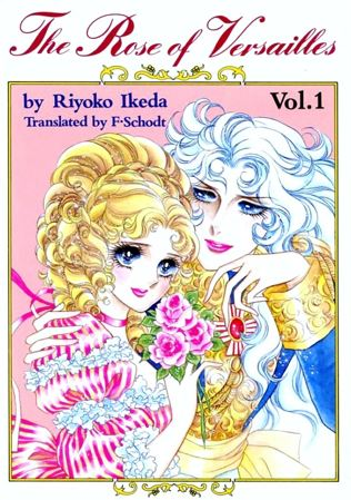 the rose of versailles - best manga