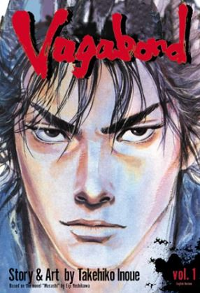 vagabond - best manga of all time