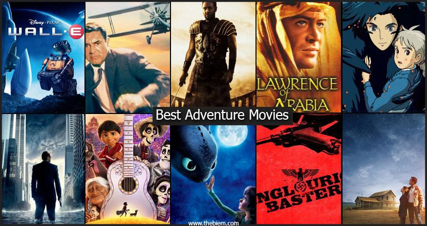 Best Adventure Movies Featured Image