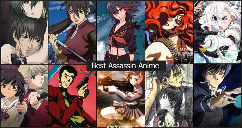 Best Assassin Anime