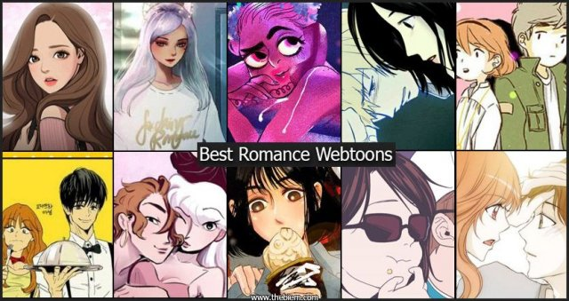 Best Romance Webtoons Featured Image
