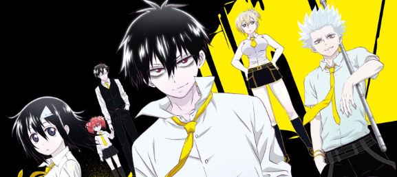 Blood Lad - anime with vampires