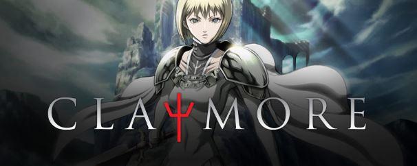 Claymore - best dark anime