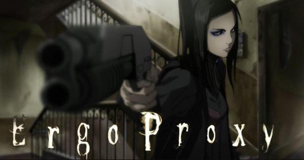 Ergo Proxy - Best Dark Anime