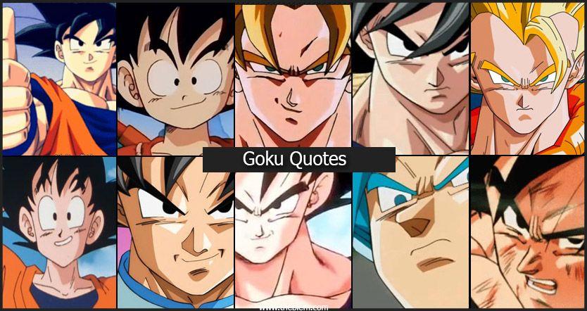 Best Goku Quotes